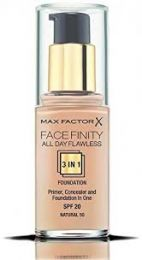 3-in-1 Flawless Liquid Foundation 50 Natural 30ML
