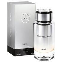 Mercedes-Benz Silver EDT 120ML
