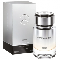 MERCEDES- BENZ FOR MEN SILVER EDT 75ML