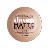 Maybelline Dream Matte Mousse Foundation For Women-Gold 32