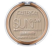 Sun Glow Matt Bronzing Powder 030 Medium Bronze 9.5g