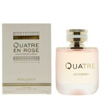 BOUCHERON QUATRE EN ROSE FEM EDP FLORALE 50ML