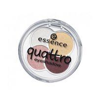 Essence Quattro Eye shadow, 15 most wanted