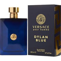 VERSACE EDT 200ML DYLAN BLUE