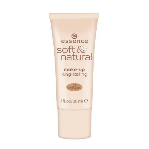 Essence soft & natural make-up-04 Light Caramel