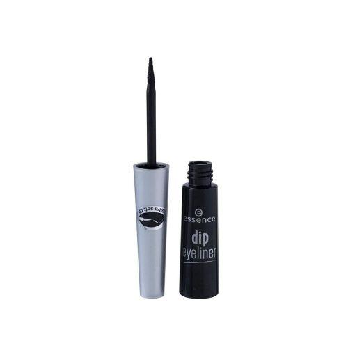 Essence Dip Eyeliner - Ultra Soft Tip, Black