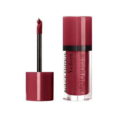 Rouge Edition Velvet Matte Liquid Lipstick 24 Dark Cherie 7.7ML