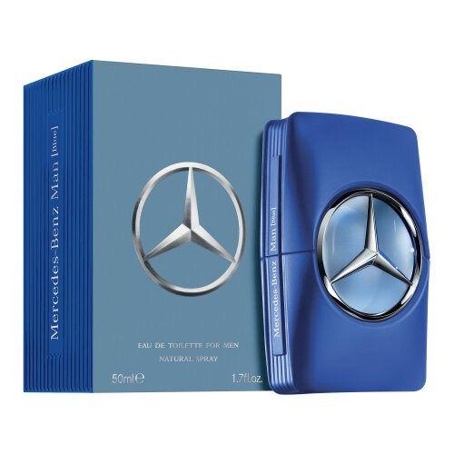 Mercedes-Benz Man Blue EDT 50ML