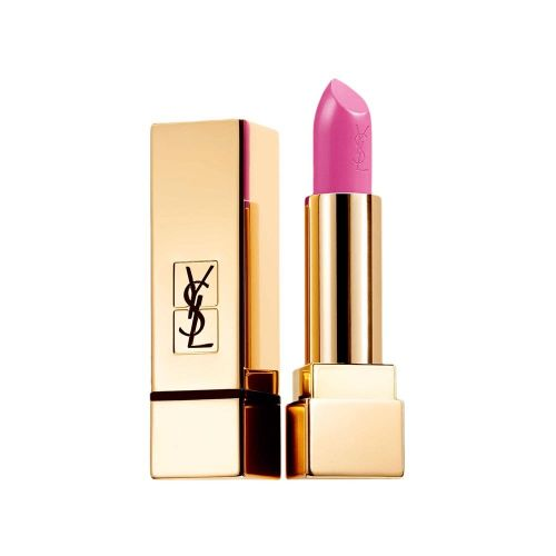 Yves Saint Laurent Rouge Pur Couture Lipstick-49 Tropical Pink