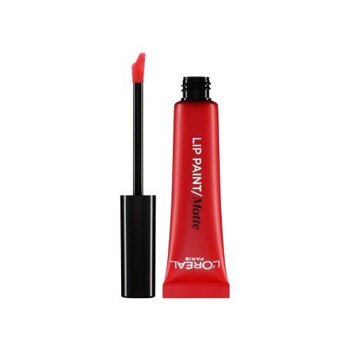 L'Oréal Paris Infallible Lip Paint-Red Actual 204