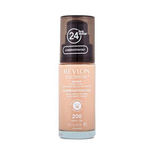 Revlon colorstay founadtion 200 nude comp/oily